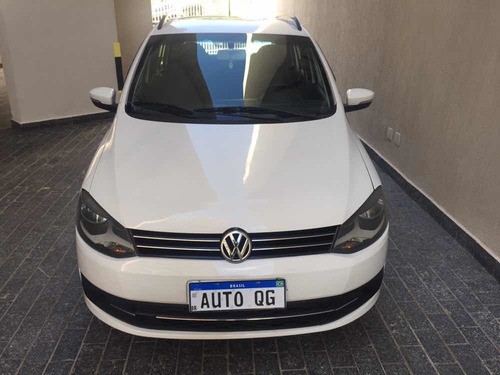 Volkswagen Spacefox 2011 1.6 Total Flex 5p