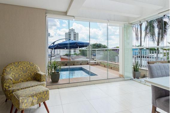 Apartamento Para Aluguel - Campo Belo, 2 Quartos, 70 - 893033688