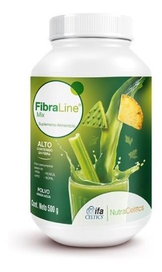 Fibraline Mix 500gr + Consulta Gratis Con Nutriólogo