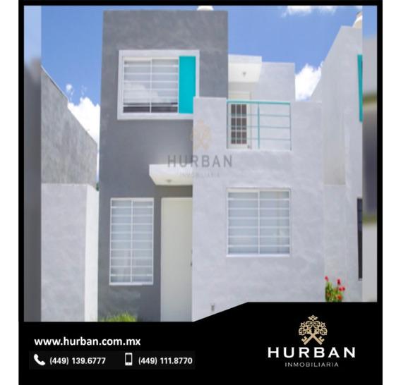 Hurban Vende Casa Nueva En La Zona De Ojocaliente.