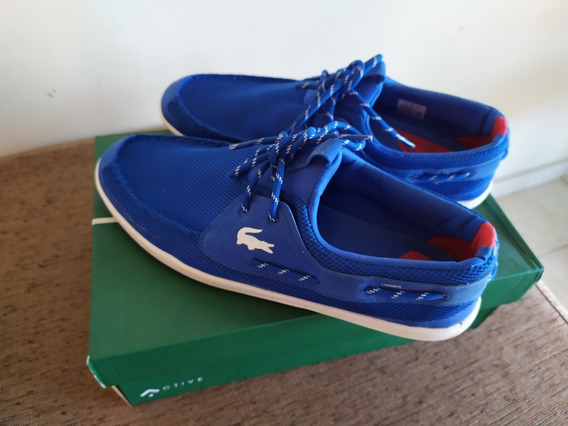 Tenis Lacoste Land And Sailing Trf2 Spm