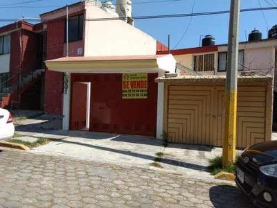 Se Vende Casa En Lomas Del Marmol Tercera Seccion