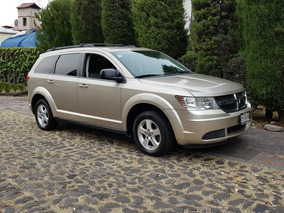 Dodge Journey 2.4 Sxt 5 Pasj At 2009
