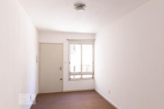 Apartamento No 3º Andar Com 1 Dormitório - Id: 892987179 - 287179