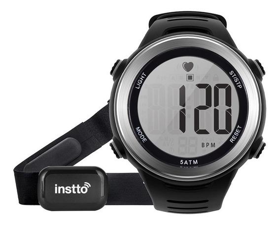 Reloj Running Con Sensor Cardio Instto