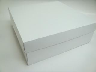 Caja 32x32x11 (x 50 U.) Regalo Empresario / Gift Box Vinos Ajuar - Bauletto.
