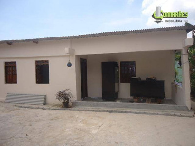 Casa, Dois Quartos, Periperi. - Ca0134