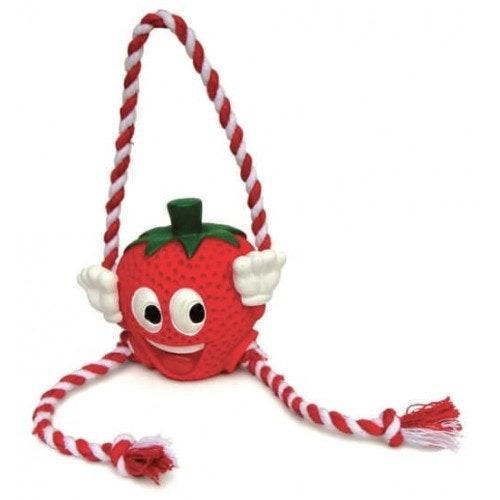 Brinquedo Morango Gde C/corda