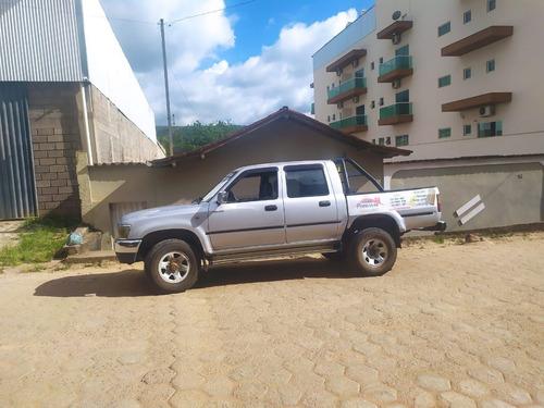 Toyota Hilux 2002 3.0 Sr Cab. Dupla 4x4 4p