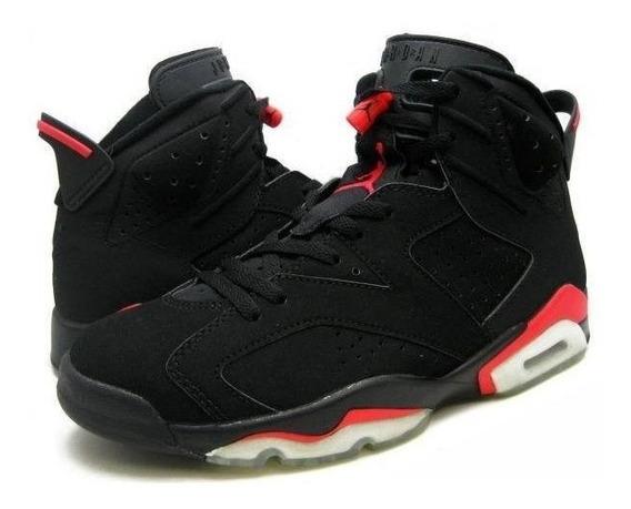 Zapatos Nike Jordan Retro 6 Ventana Originales