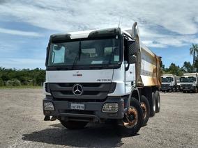 Actros 4844 Caminhao Caçamba Mercedes