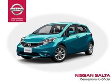 Nissan Note En Nissan Salta Concesionario Oficial