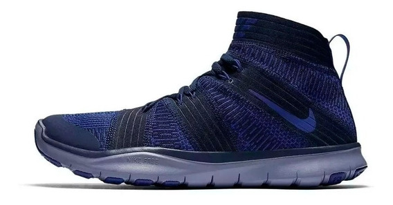 Tenis Nike Free Train Virtue Flywire Refletivo