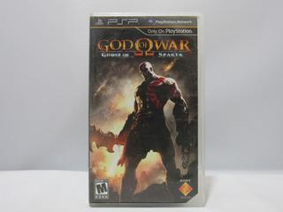 God Of War: Ghost Of Sparta - Psp ¡fisico-usado!