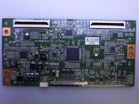 Placa T-con Toshiba 40rv700fda A60mb4c2l