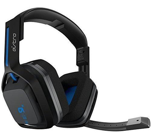 Auriculares Inalambricos Astro Gaming A20, Negro Azul - Pl