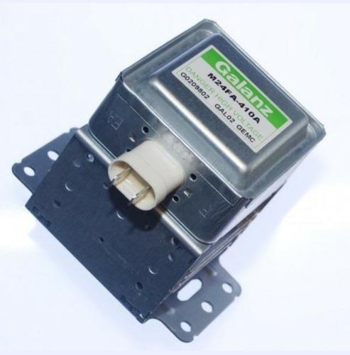 Magnetrón Para Microondas Marca Galannz Modelo M24fa-410a