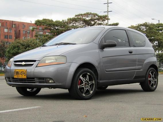 Chevrolet Aveo Gti Mt 1400