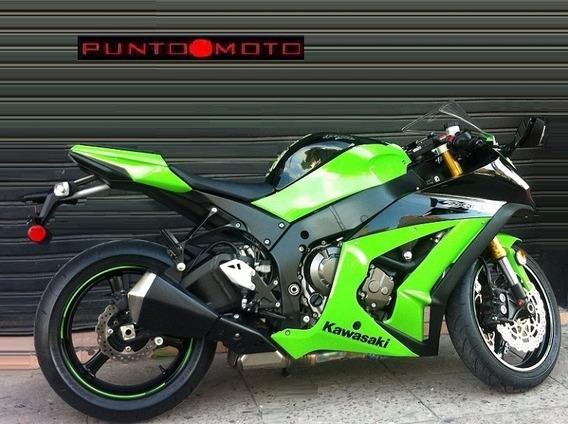 Kawasaki Zx 10 R Ninja !! Puntomoto !! 4641-3630/15-27089671