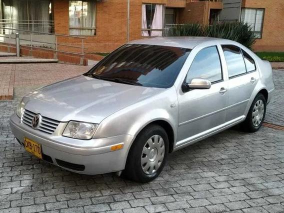 Volkswagen Jetta Gris Plata 2001