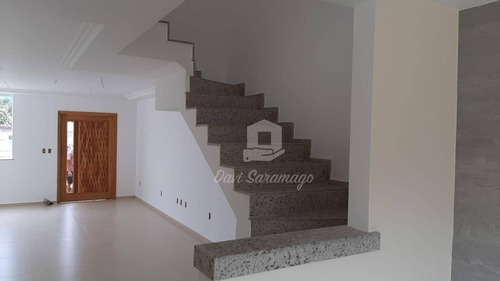 Imagem 1 de 16 de Casa Com 3 Dormitórios À Venda, 110 M² Por R$ 585.000,00 - Engenho Do Mato - Niterói/rj - Ca0312