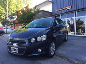 Chevrolet Sonic 1.6 Ltz At Mx 4 P 2015