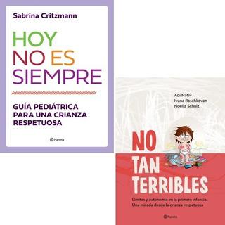 Pack Hoy No Es Siempre + No Tan Terribles (2 Libros)
