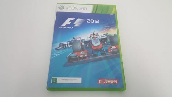F1 - Formula 1 2012 - Xbox 360 - Original