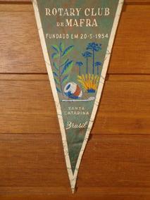Antiga Flâmula Rotary Club Mafra - F0043