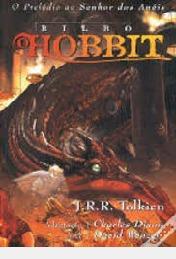 Bilbo Hobbit J. R. R. Tolkien (