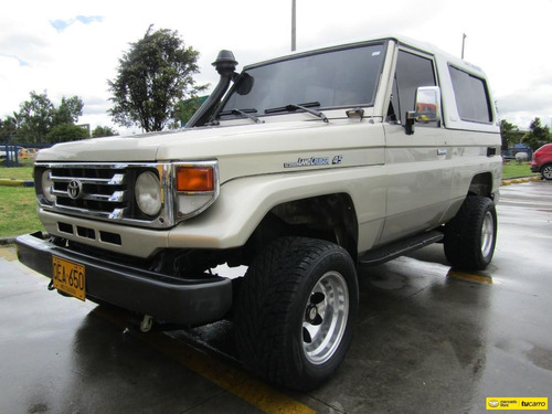Toyota Land Cruiser 4.5 Fzj75 Macho