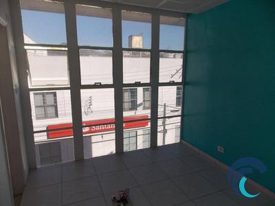 Salão Para Alugar, 116 M² Por R$ 3.500/mês - Centro - São José Dos Campos/sp - Sl0123