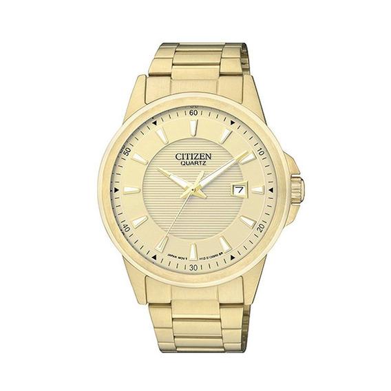 Relógio Citizen Analógico Masculino Aço Dourado Tz20331g