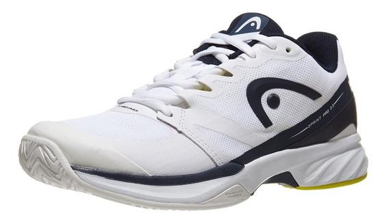 Para Tennis Frontenis Head Sprint Pro 2.5 Tenis Blanco Obscu