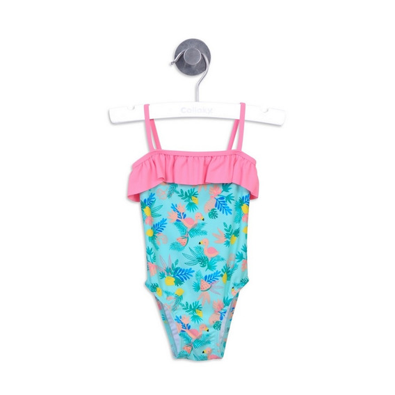 Traje De Baño Playa Agua Girl Colloky
