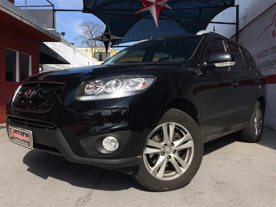 Hyundai Santa Fe 3.5 Mpfi Gls 5l V6 24v 285cv Gasolina 4p Au