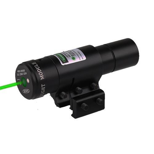Imagen 1 de 2 de Mira Laser Spike Cxjg-8  Luz Verde Circuit