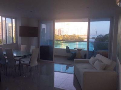 Espectacular Apartamento El Laguito Cartagena Vista Al Mar