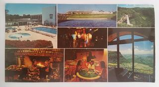 Cartão Postal Hotel Laje De Pedra Canela - Rs - Brasil