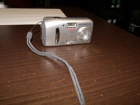 Câmera Olympus -funcionando