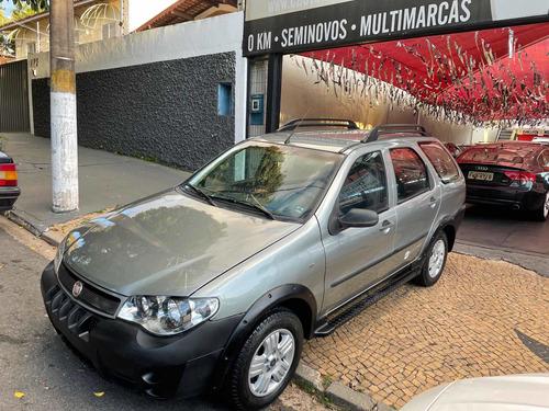 Imagem 1 de 8 de Fiat Palio Weekend Adventure 1.8 Flex
