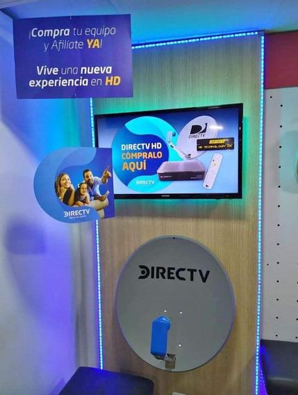 Decodificador + Antena Directv Agente Autorizados