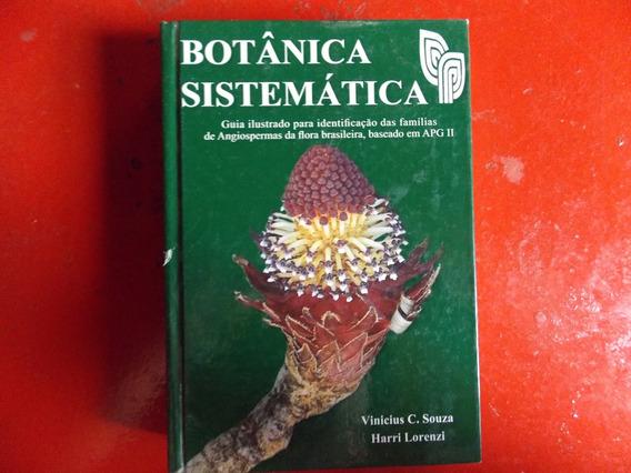 Guia De Botânica Sistemática - Viniciu Souza & Harri Lorenzi