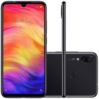 Celular Xiaomi Redmi Note 7 64gb 4gb Ram + Capa Global