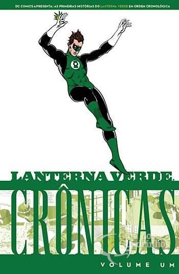Lanterna Verde Crônicas N° 1