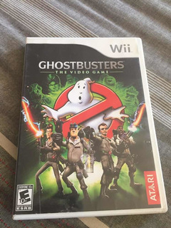 Ghost Busters Wii