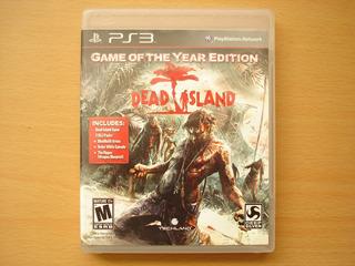 ** Dead Island Para Playstation 3 Ps3 - Rtg **