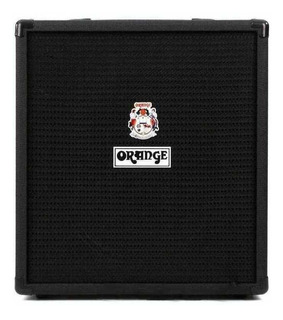 Amplificador Orange Crush PiX Series CR50BXT 50W transistor negro 110V/220V