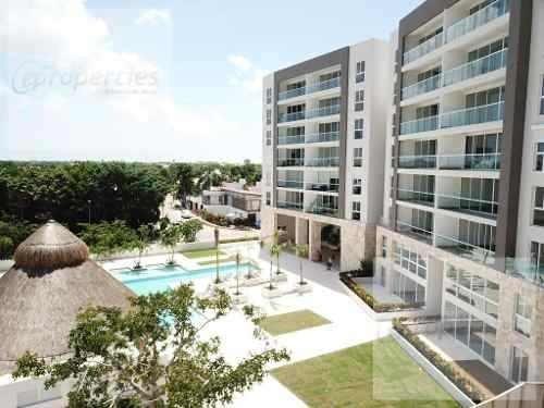 Penthouse En Venta Con Roof Garden En Altura De Residencial Cumbres En Cancún