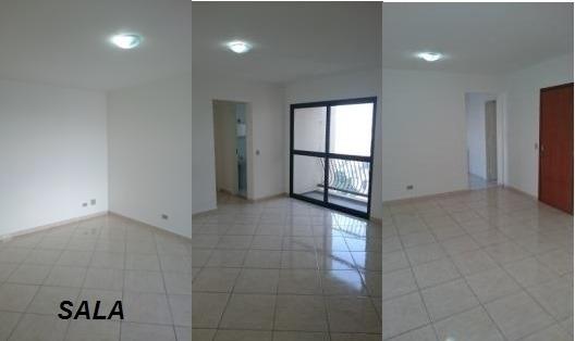 Apartamento Em Chácara Agrindus, Taboão Da Serra/sp De 74m² 2 Quartos Para Locação R$ 1.500,00/mes - Ap272691
